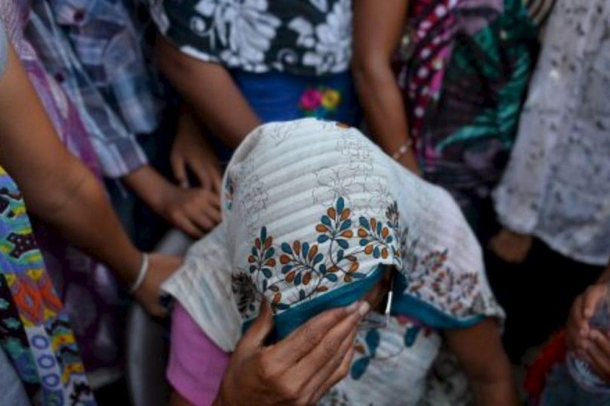 """7. Las mujeres """"fantasean"""" con que las violen: """"Solo en una película de horror"""", informó un psiquiatra consultado por Cosmopolitan Foto:vía Getty Images. Imagen Por:"""
