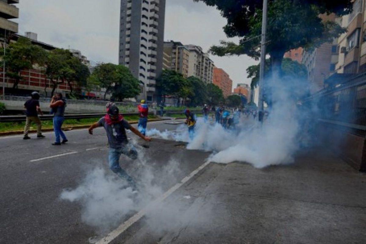 En aquel año los venezolanos acudieron a las urnas un mes y dos semanas después de la muerte de Hugo Chávez. Foto:AFP. Imagen Por: