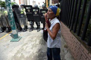 Como respuesta Maduro declaro estado de excepción en todo el país. Foto:AFP. Imagen Por:
