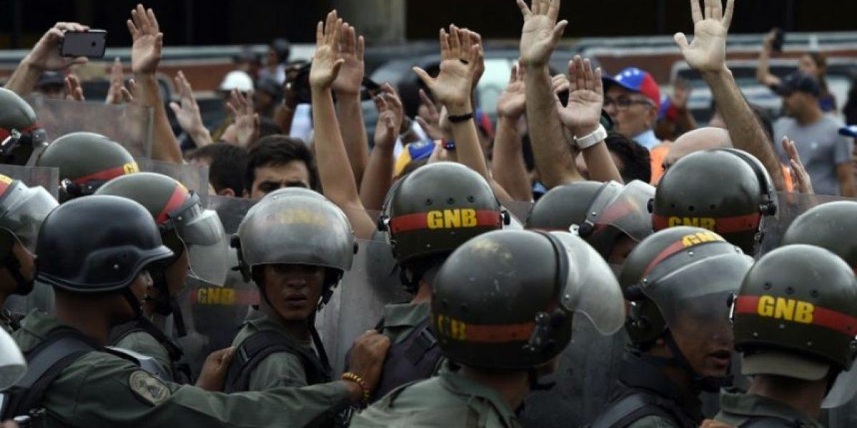 Venezuela prepara defensa con ejercicios militares