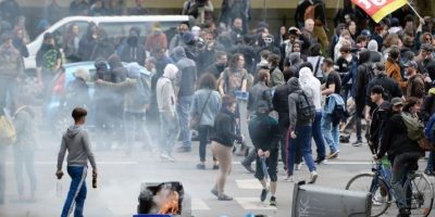 El malestar social continúa en Francia en un clima cargado de violencia