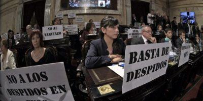 Congreso argentino aprueba ley antidespidos: primera derrota política de Macri
