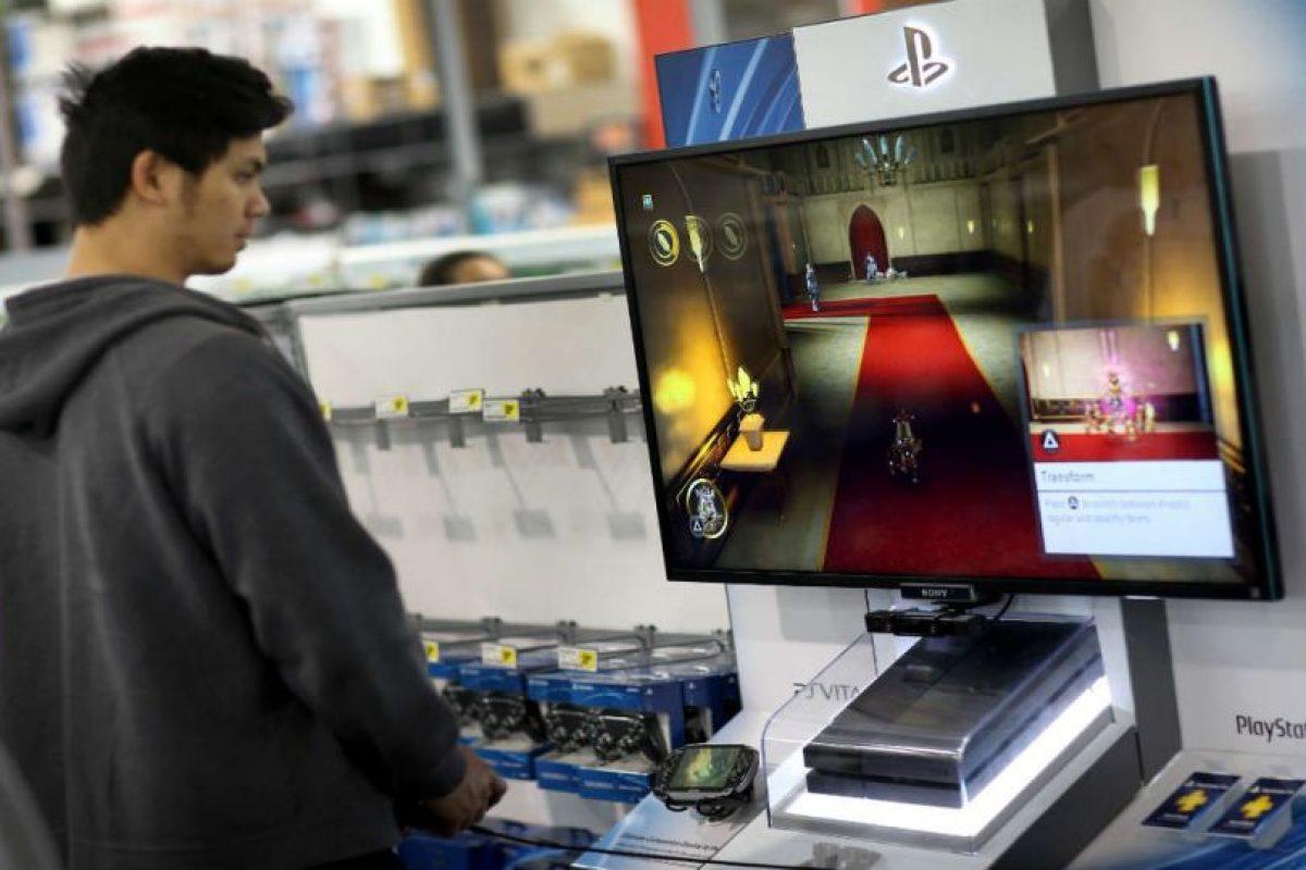 El lanzamiento del PS4 fue el más grande de la historia al lograr 2,1 millones de consolas vendidas en sólo 18 días. Foto:Getty Images. Imagen Por: