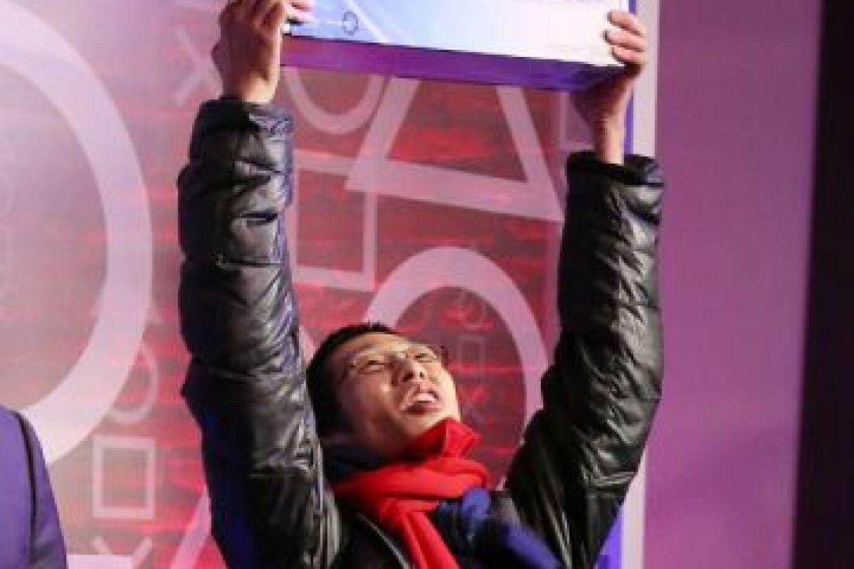 """Es la cuarta consola del modelo """"PlayStation"""". Foto:Getty Images. Imagen Por:"""