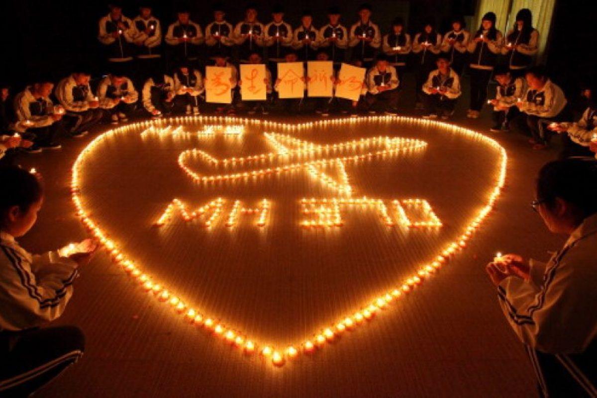 El Boing 777 desapareció el pasado 8 de marzo. Llevaba 227 pasajeros y una tripulación de 12 personas. Foto:Getty Images. Imagen Por: