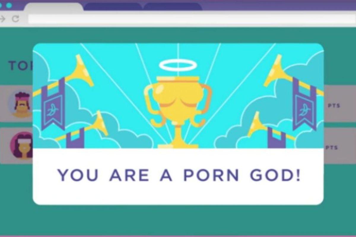 Y el sistema de PornHub les devolverá un link… Foto:PornHub. Imagen Por: