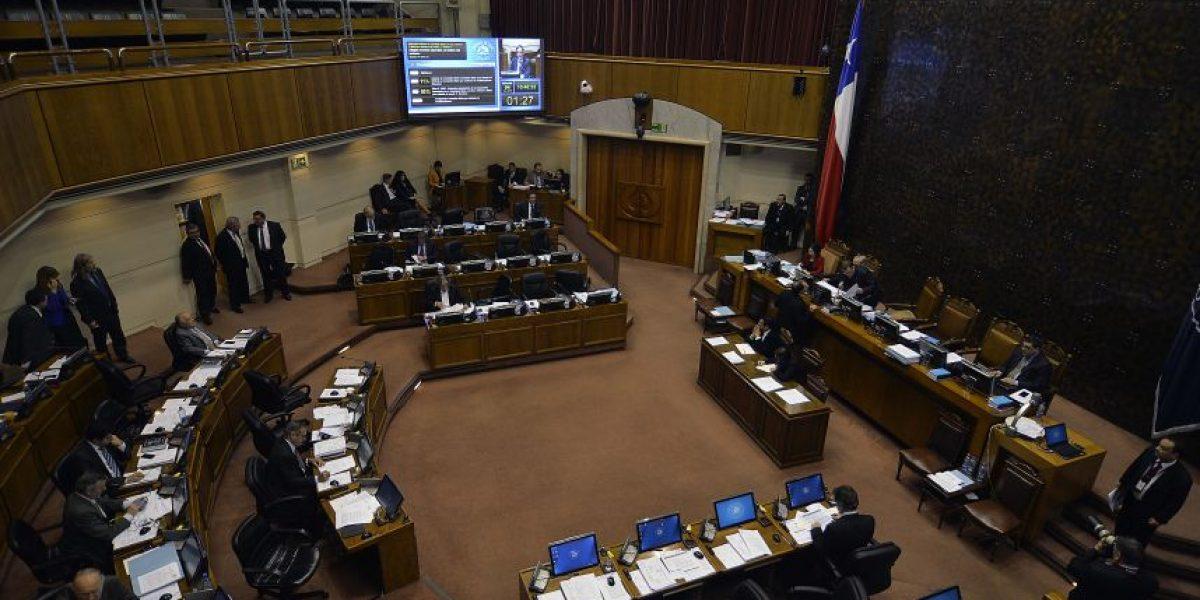 Senado aprueba agenda corta antidelincuencia y queda lista para su promulgación