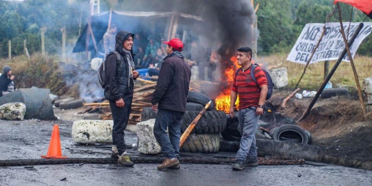 Alcalde de Quellón anuncia acuerdo con Gobierno pese a rechazo de pescadores
