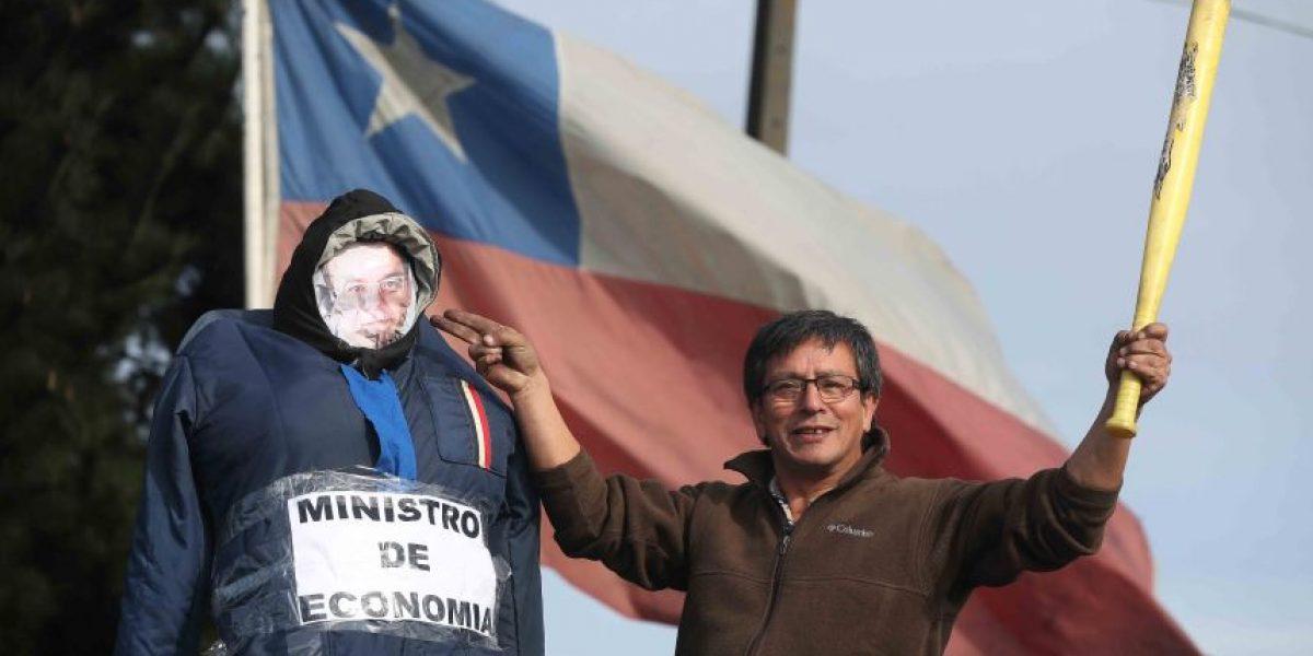 Pescadores de Ancud condicionan acuerdo a cambio de la libertad de detenidos en protestas