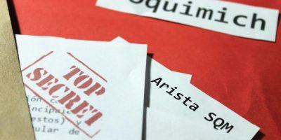 """Secretaria de SQM asegura que Tohá """"al menos en una ocasión"""" se reunió con Contesse"""