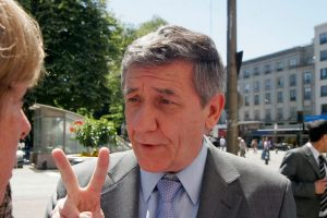 Martín Zilic Foto:Agencia Uno. Imagen Por: