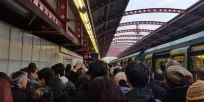 El particular objeto sospechoso que provocó procedimiento policial en el Metro de Santiago