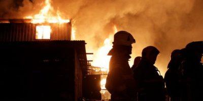 Mulchén: detienen a hombre acusado de incendiar casa con su pareja e hija al interior