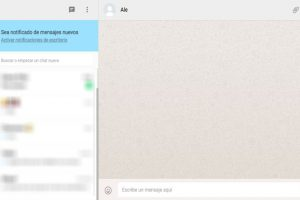 WhatsApp para PC y Mac. Foto: WhatsApp. Imagen Por: