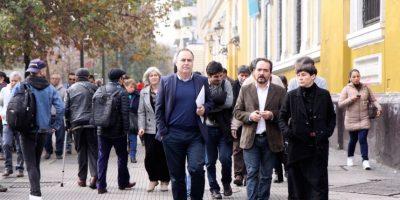 Académicos de Ues estatales entregan carta a Bachelet para crear un sistema de educación pública