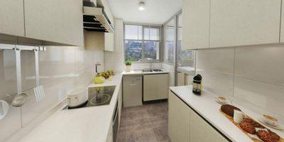 Barrio Sucre: así funcionan las modernas cocinas vitrocerámicas en nuevo edificio