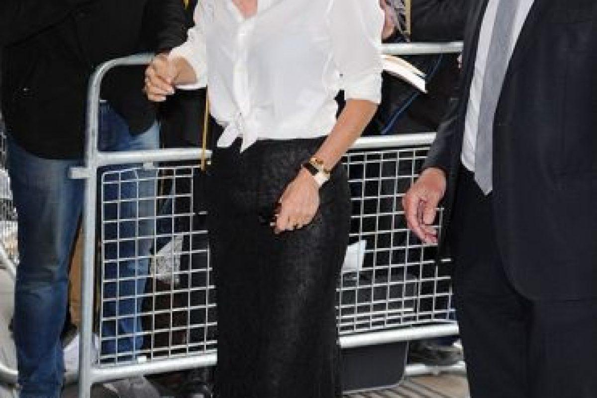 Donde interpretó a Mónica Foto:Getty Images. Imagen Por: