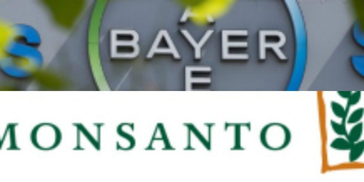 ¿Nace un gigante? Bayer hace oferta a Monsanto para fusionarse
