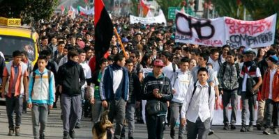 Cones anuncia protesta para este viernes y pide permiso para marchar el 26 de mayo