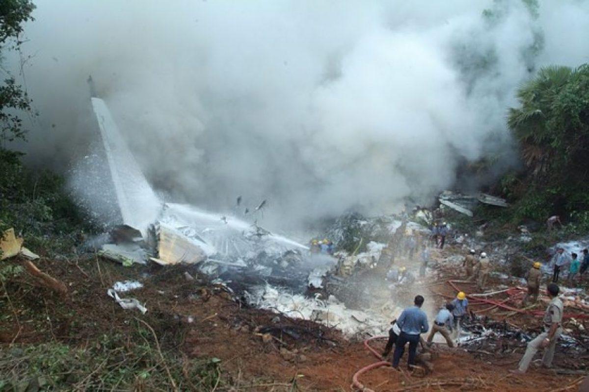 Momentos después de haber despegado, el 25 de mayo de 1979, se estrelló. 258 personas y 13 miembros de la tripulación fallecieron. Foto:Wikipedia. Imagen Por: