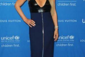 Así deslumbró este año en un evento de UNICEF Ball. Foto:Getty Images. Imagen Por: