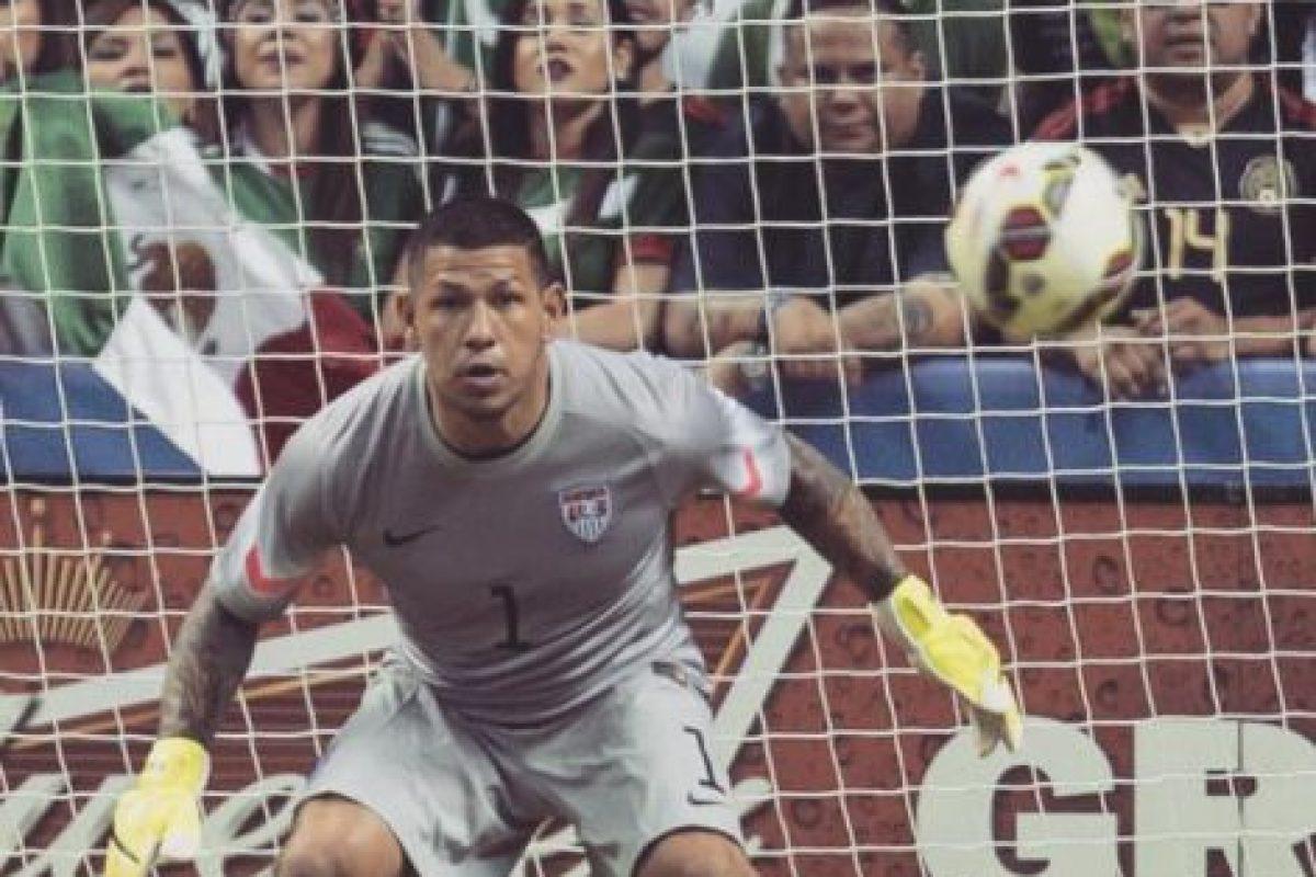Nick Rimando es uno de los mejores porteros de la MLS Foto:Vía instagram.com/nickrimando. Imagen Por: