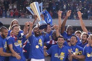 Estuvo presente en la Copa Oro que ganó la Selección de Estados Unidos en 2013 Foto:Vía instagram.com/nickrimando. Imagen Por: