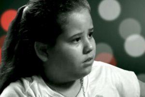 """""""Agatha"""" era la niña gordita de """"Avenida Brasil"""" hija de """"Carminha"""". Foto:Globo. Imagen Por:"""