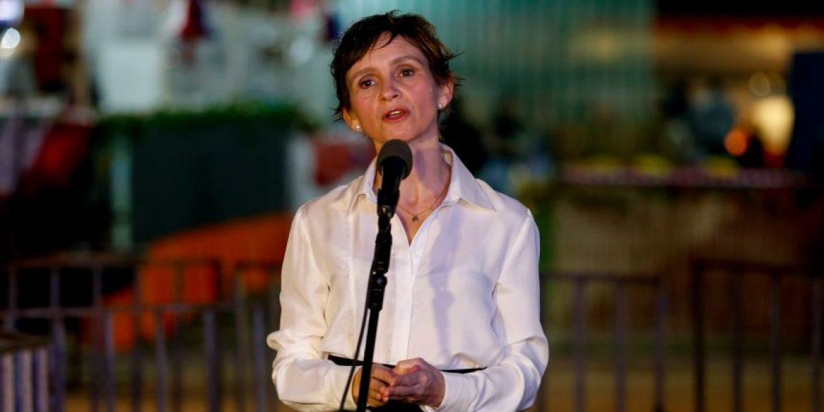 Carolina Tohá llama a primarias por la alcaldía de Santiago