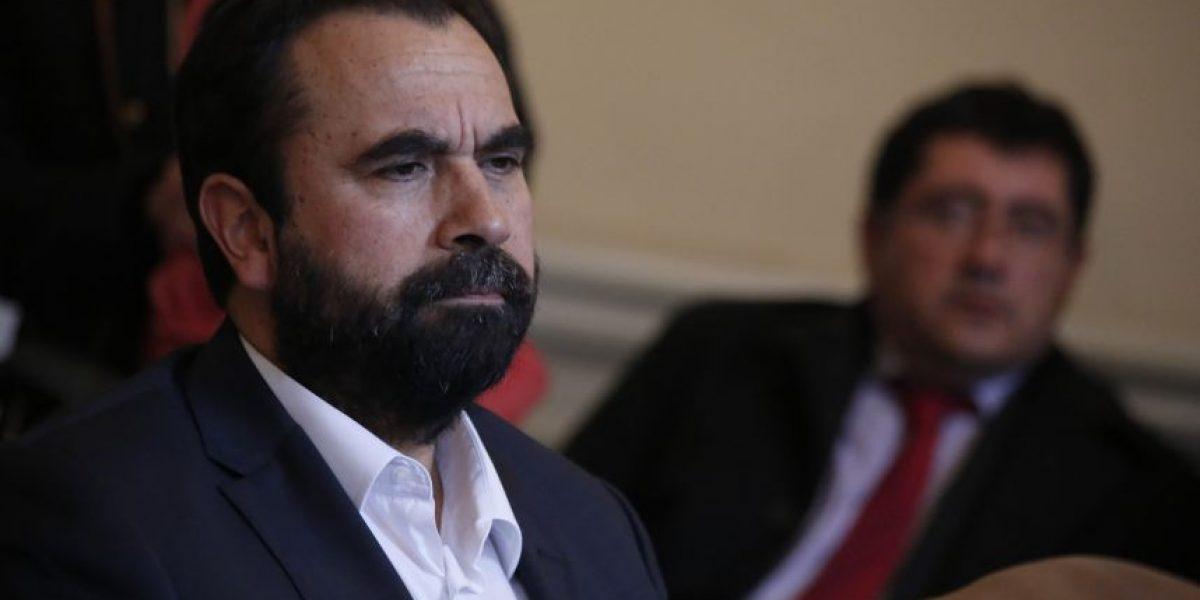 Caso Corpesca: diputado Gutiérrez interpuso ampliación de querella contra Jaime Orpis