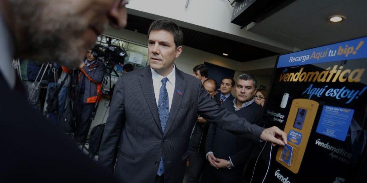 """Gómez-Lobo y evasión en sector oriente: """"Es repudiable que personas de altos ingresos no paguen pasaje"""""""