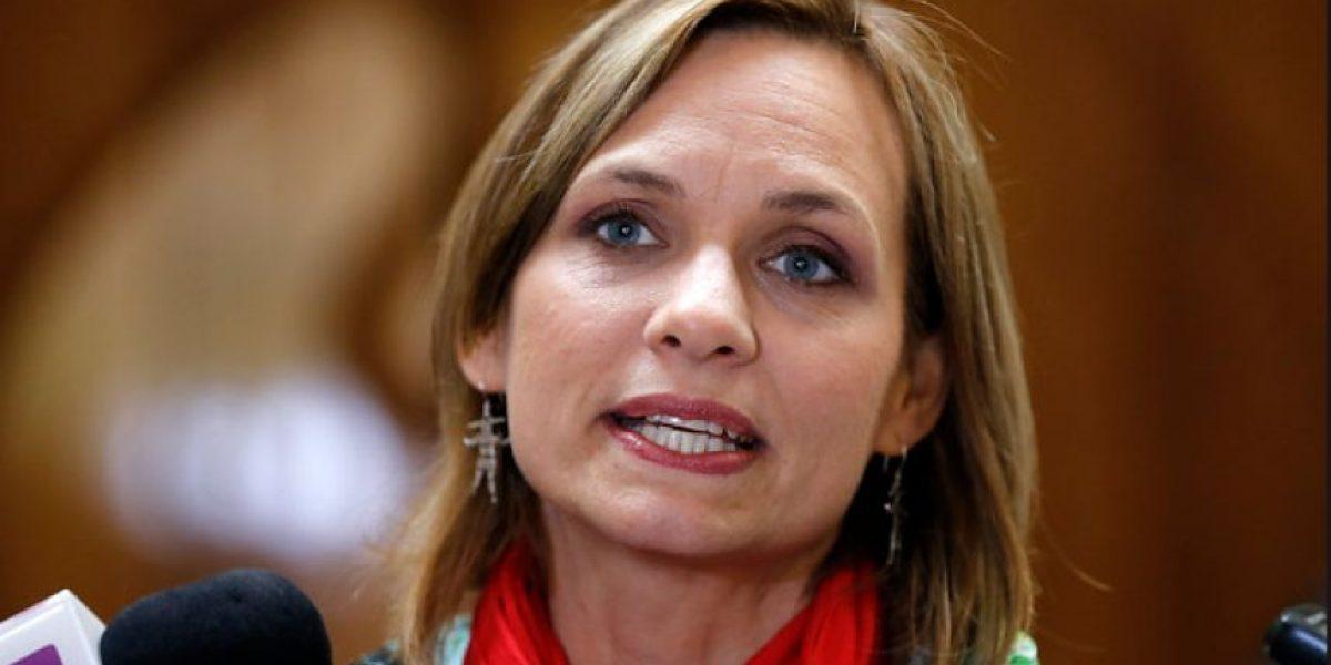Esposo de senadora Goic la inscribe como candidata presidencial en la web para el 2018