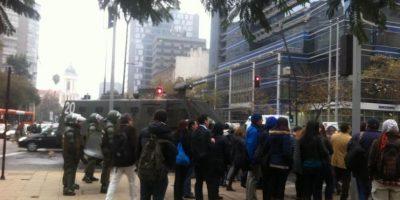 Secundarios llaman a jornada de protesta previa a cuenta pública de Bachelet