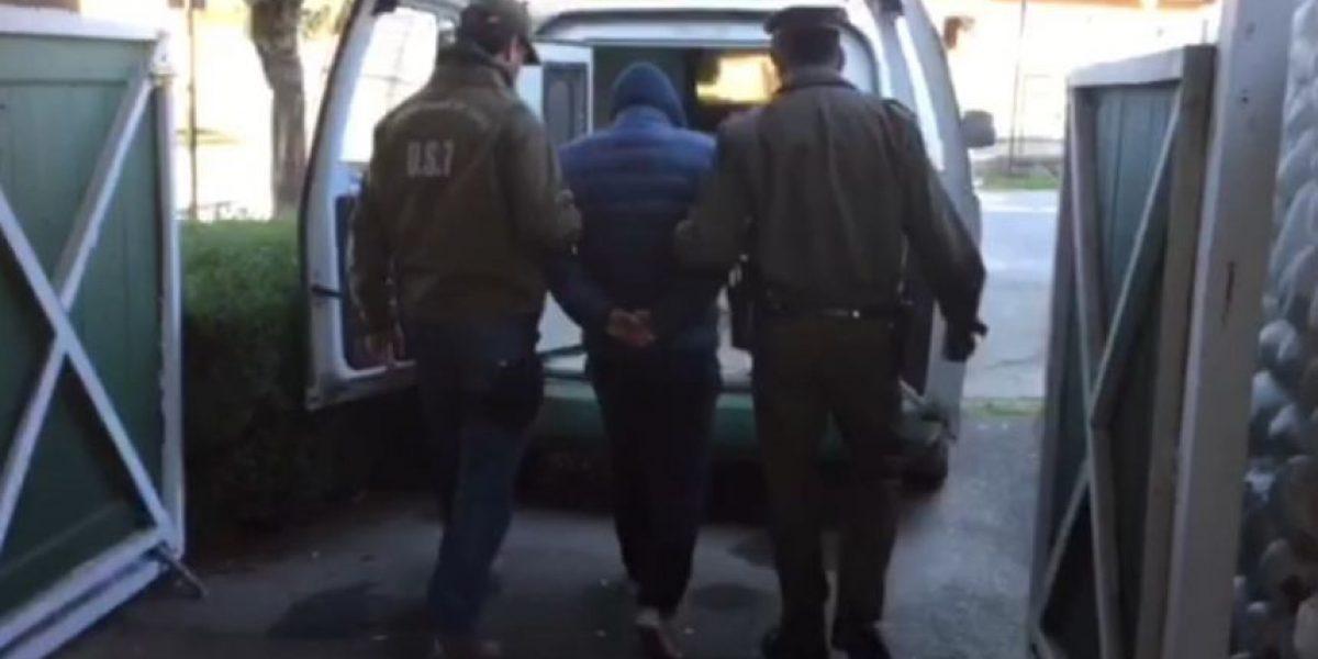 Detienen a microtraficante que usaba a escolar para vender droga en colegio
