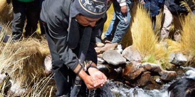 Insulza: Chile retomará diálogo por Silala cuando Bolivia