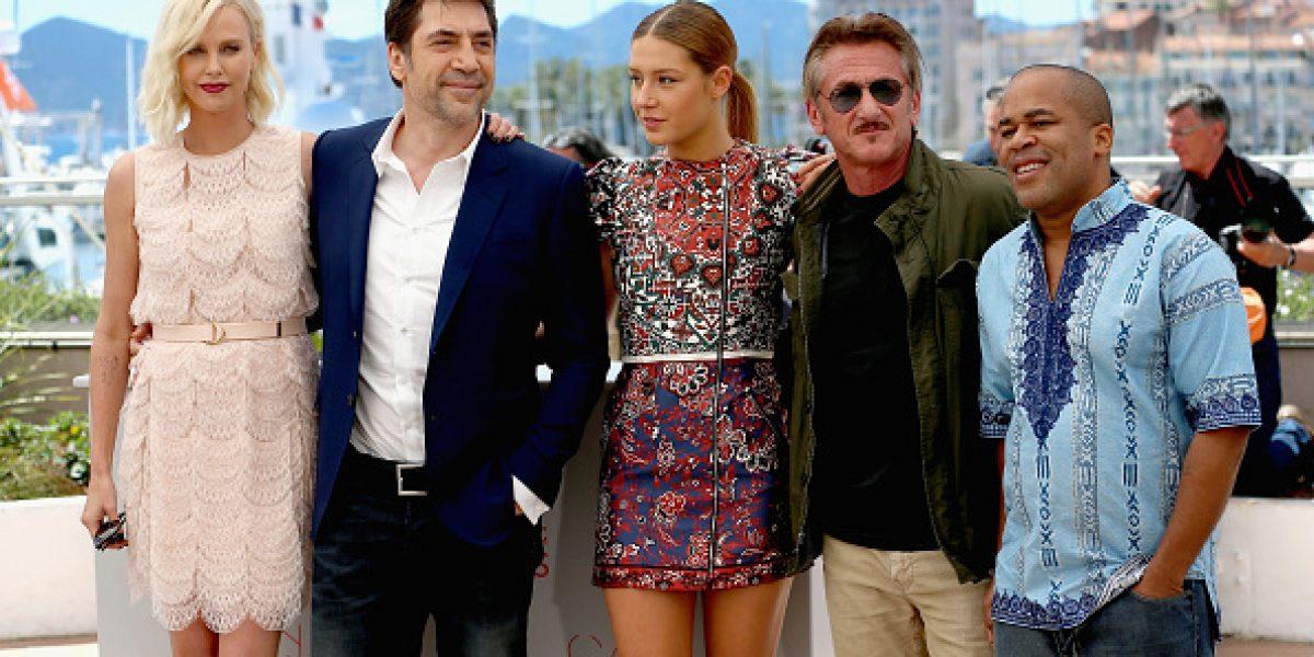 Sean Penn fue duramente criticado en Festival de Cannes