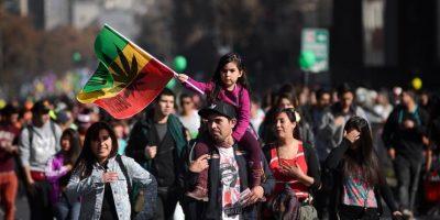 Esperan 200 mil personas en nueva marcha por el autocultivo de cannabis