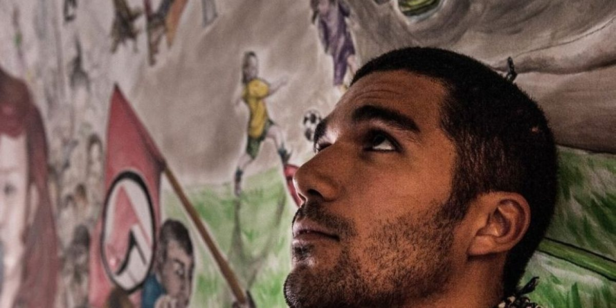 El pacifista italiano que se unió a la guerra contra Isis en Siria