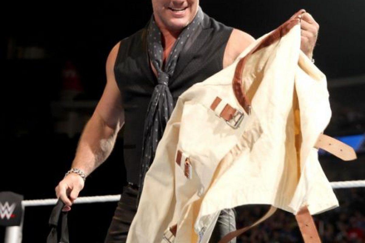 Peleará contra Chris Jericho en Extreme Rules. Ambrose es el último luchador hardcore de WWE Foto:WWE. Imagen Por:
