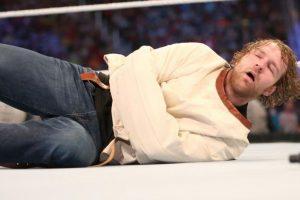 "Dean Ambrose creó el ""Asylum Match"" Foto:WWE. Imagen Por:"