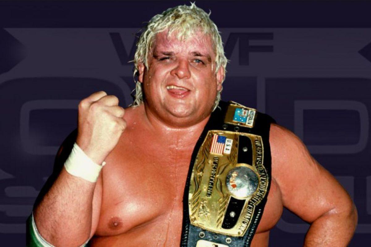 Dusty Rhodes Foto:WWE. Imagen Por: