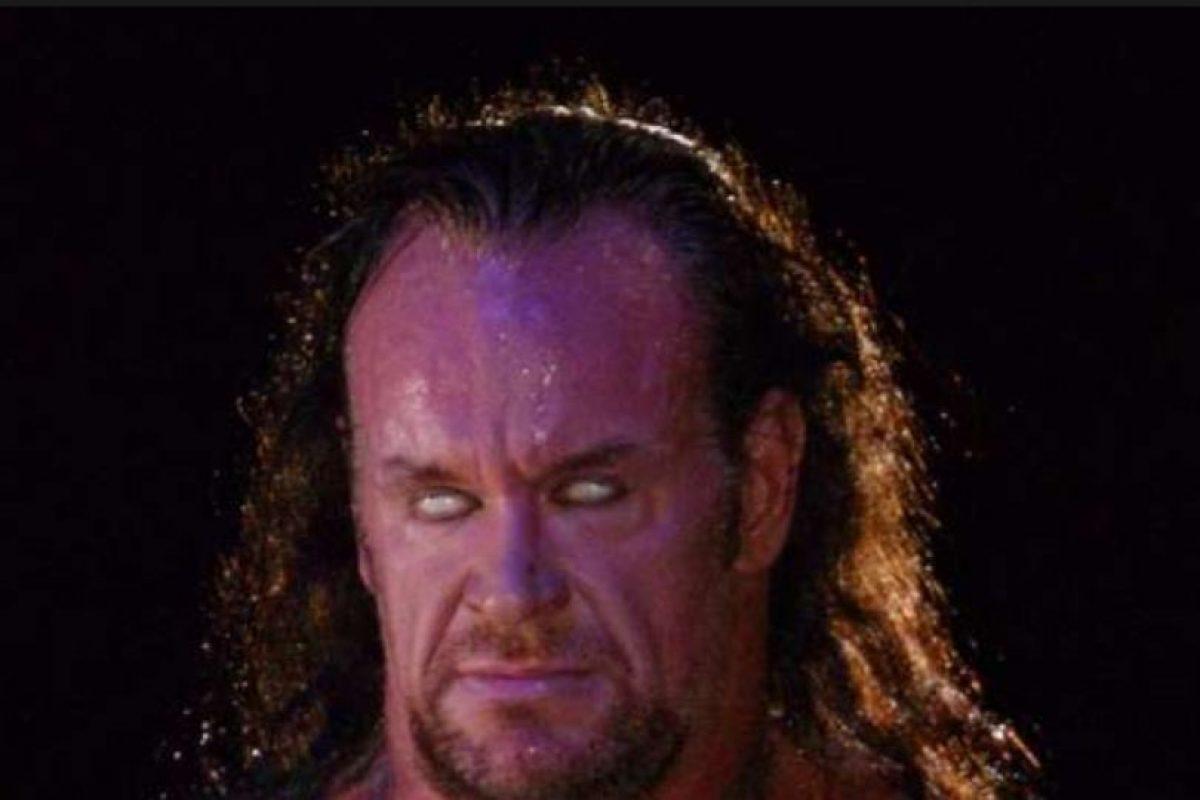 Undertaker también ha celebrado combates de esta categoría Foto:WWE. Imagen Por: