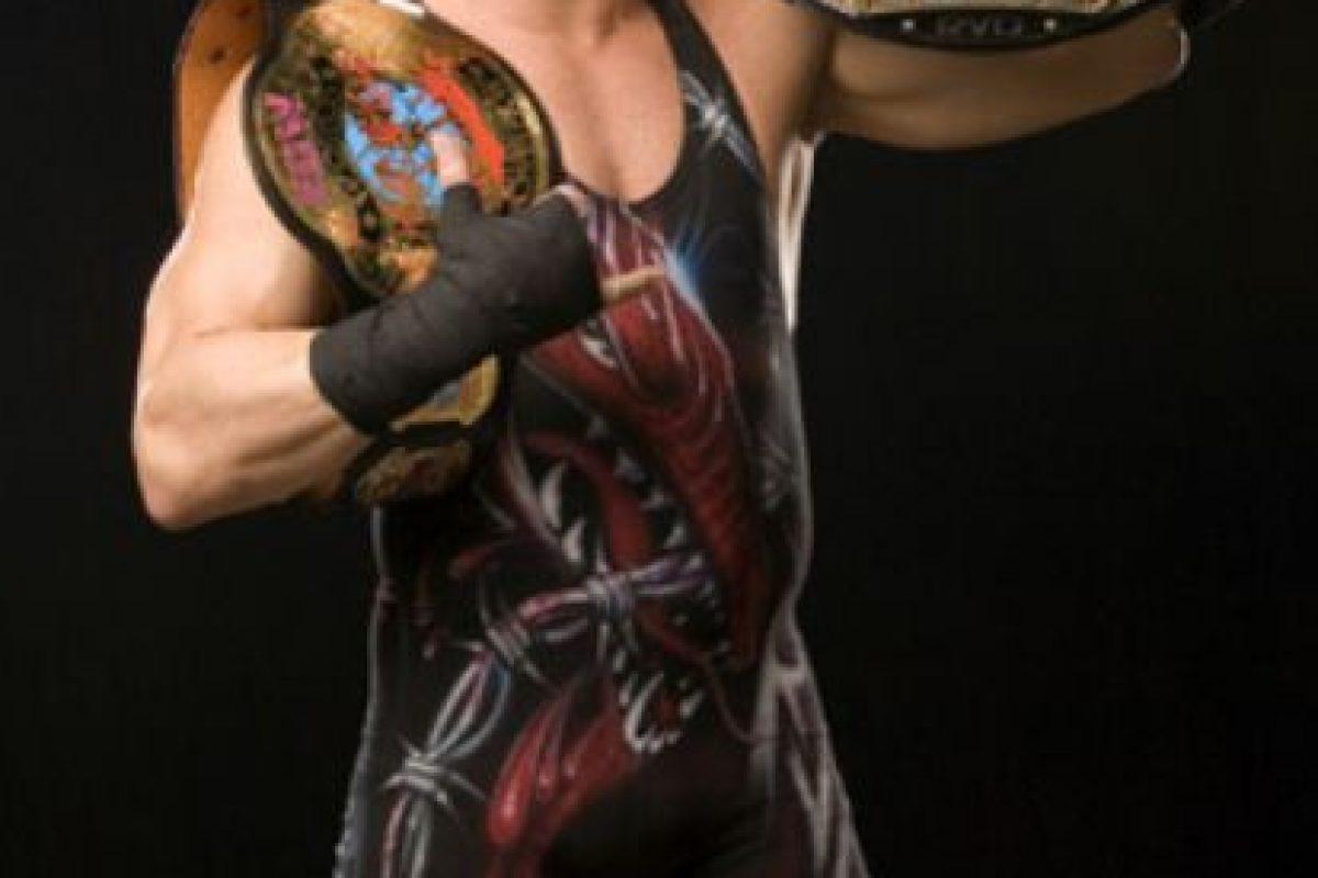 Rob Van Dam Foto:WWE. Imagen Por: