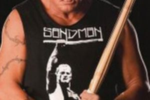 The Sandman Foto:WWE. Imagen Por: