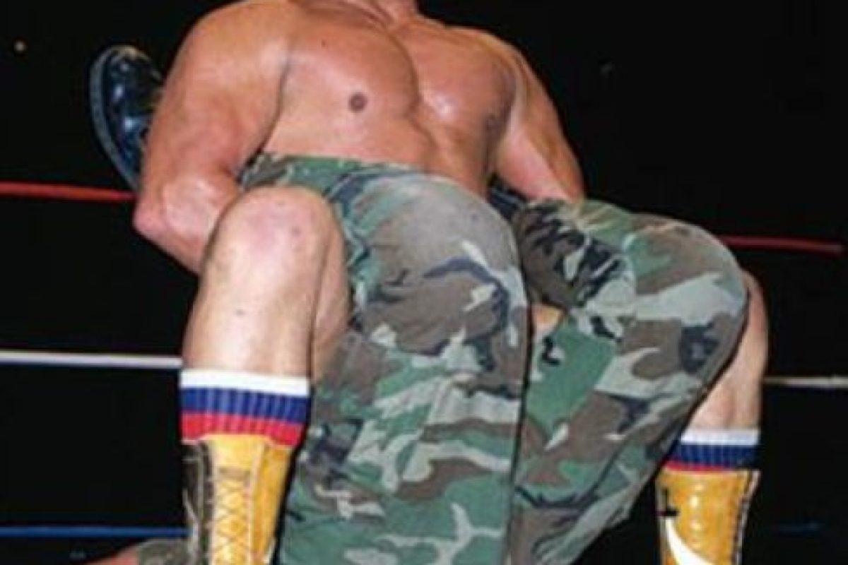 The Shalik Foto:WWE. Imagen Por: