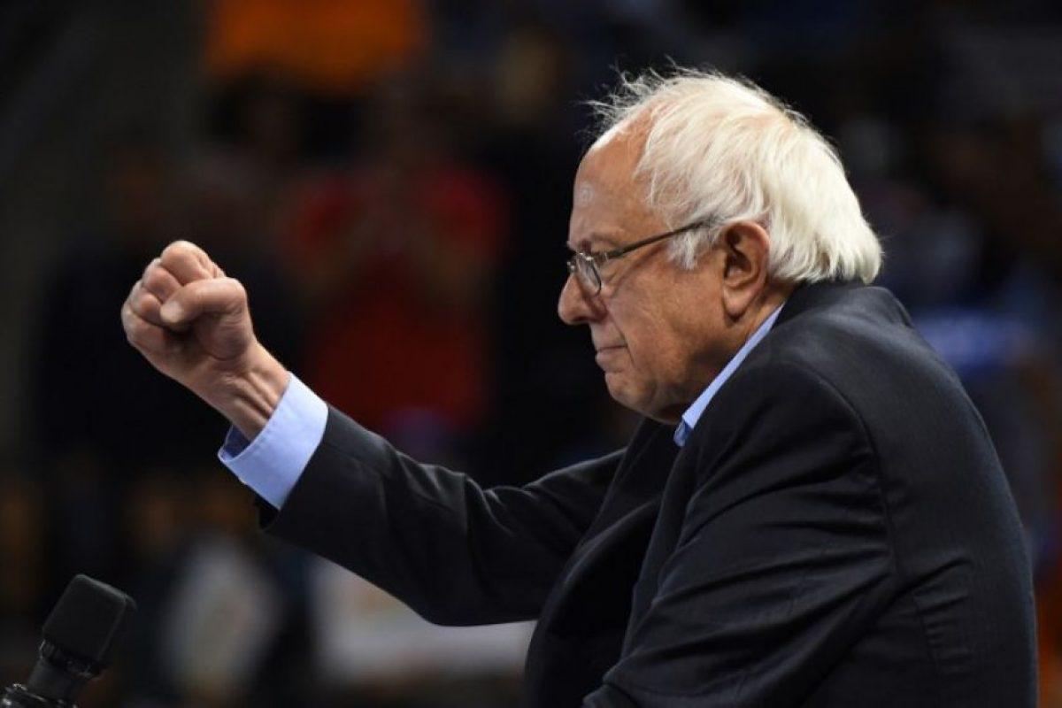 Bernie Sanders se anotó una nueva victoria sobre Hillary Clinton en las primarias demócratas en Oregon. Foto:AFP. Imagen Por: