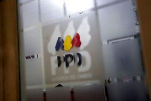 Difícil semana para el Partido Por la Democracia (PPD), luego de conocido el informe de la Policia de Investigaciones de Chile que solicitó a la fiscal que investiga el caso SQM, donde se vincula a dirigentes de la colectividad con pagos de la minera. Foto:PABLO VERA LISPERGUER/AGENCIAUNO. Imagen Por: