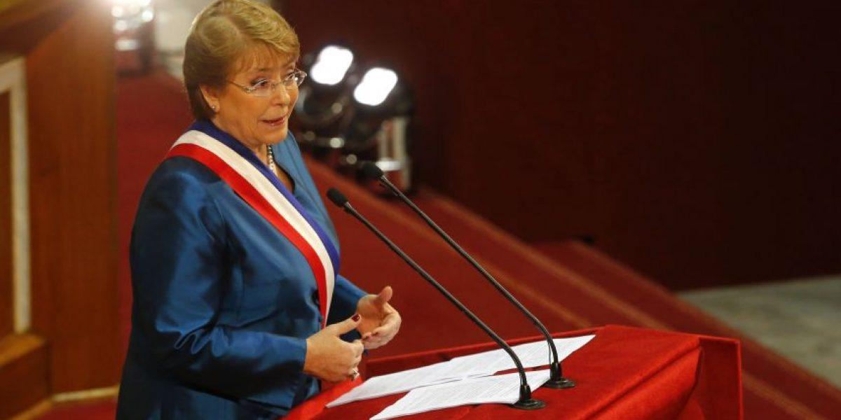 Violencia intrafamiliar: Bachelet anunció aumento de penas y cambios en la ley