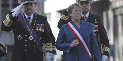 Presidenta Bachelet y muerte de Eduardo Lara: