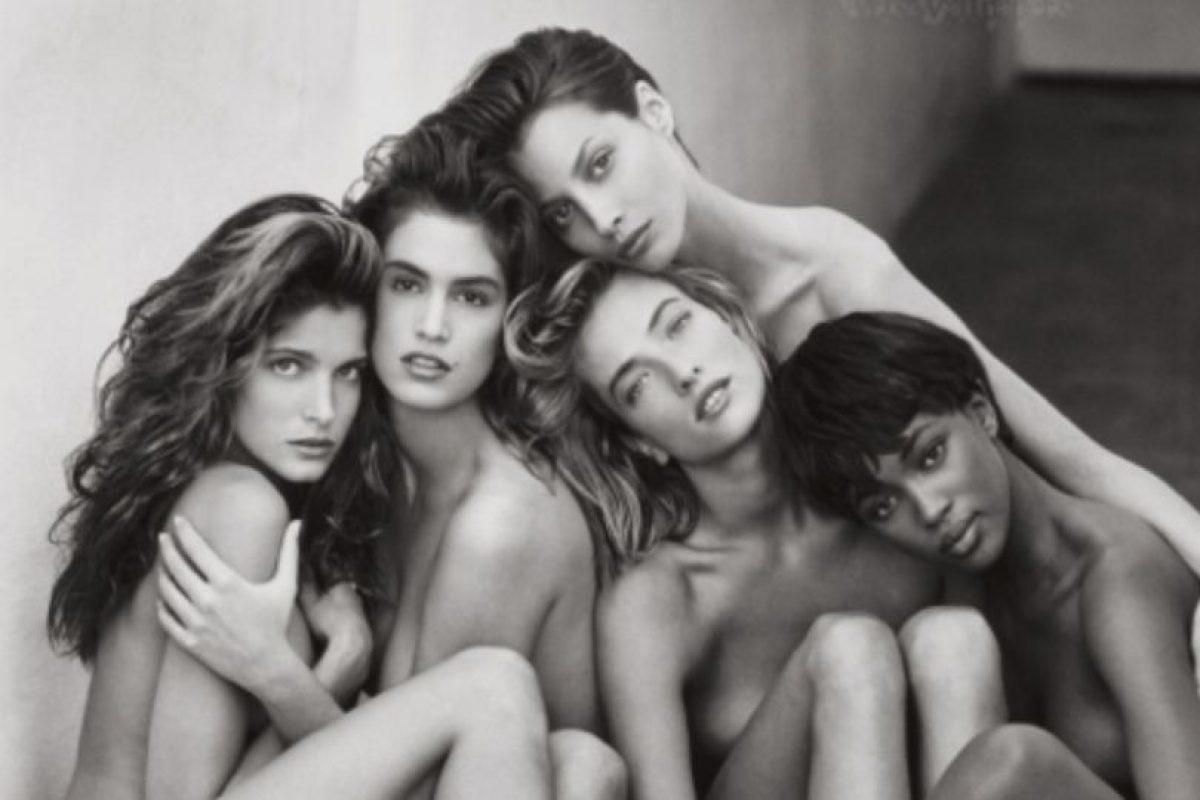 Y tan famosas que las llamaban por su nombre de pila. Foto:vía Vogue. Imagen Por: